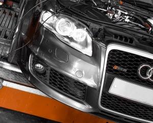 Audi RS on Dyno