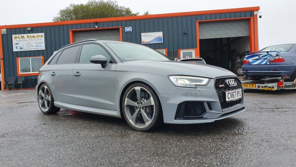 SCM Remaps Crosshands Audi Mappping APR ECU