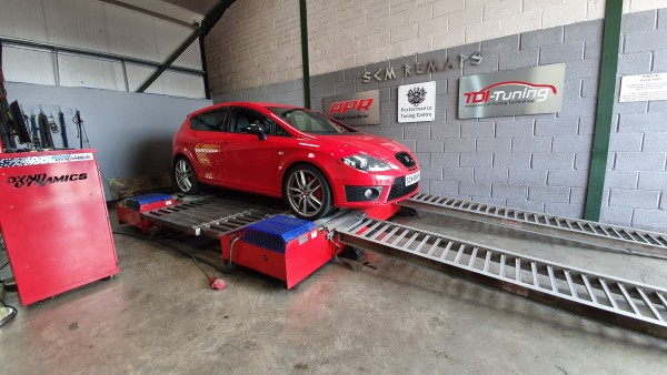 SCM Remaps Crosshands Seat Mapping APR ECU