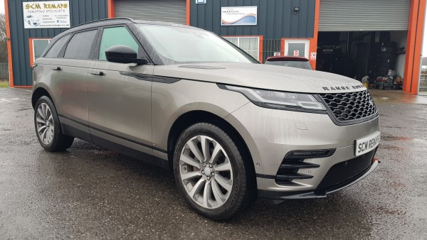 SCM Remaps Swansea Crosshands ECU Mapping Range Rover Gold