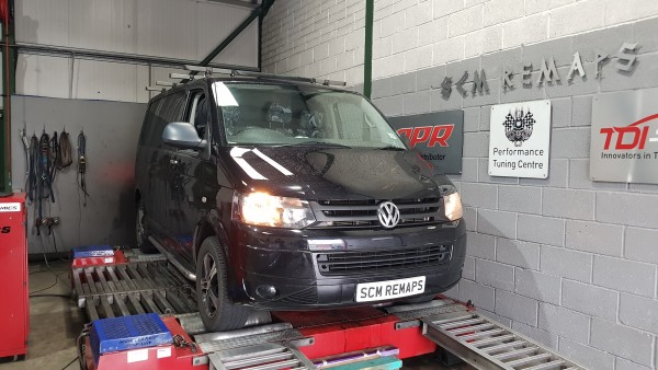 SCM Remaps Swansea Crosshands ECU Mapping van vw