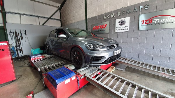 Scm Remaps Crosshands vw golf R APR ECU