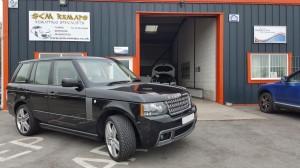 Range Rover TDV*